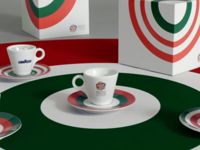 Lavazza - Expo Cups